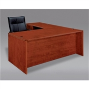 Cherryman Amber Executive L Desk