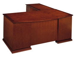 Cherryman Emerald Executive L Desk