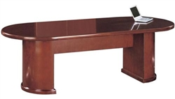 Cherryman Ruby Series Racetrack Conference Table