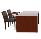 Cherryman Ruby Executive Desk