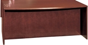 Cherryman Ruby Executive Bowfront Desk
