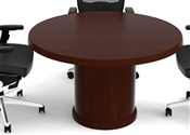 Cherryman Ruby Series Round Conference Table