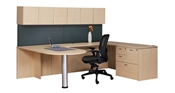 Amber Executive Office Set