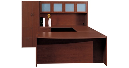 Cherryman Amber series Executive Office Suite at the Office ...