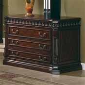 Coaster Union Hill 3 Drawer File Cabinet