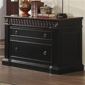 Coaster Nicolas Traditional File Cabinet