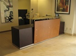 Custom Reception Desk 02