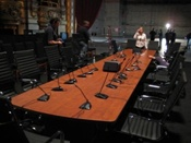 Custom Rainbow Series 24' Conference Tables