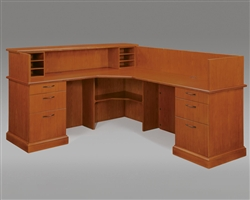 DMI Belmont 7130/7131/7132 Reception Veneer