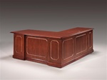 Govenors Traditional Executive L Desk