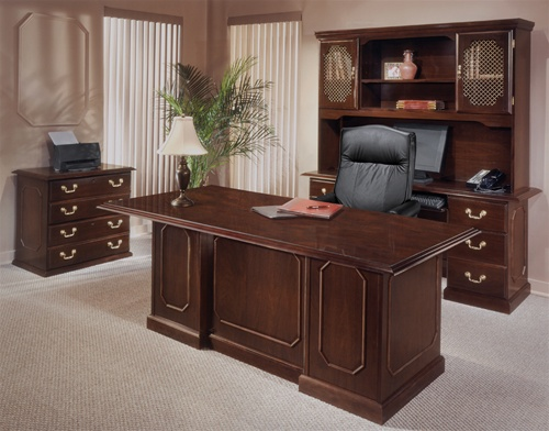 dmi governors series desks from office furniture outlet