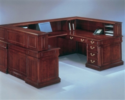 DMI Keswick 7990-68 Reception Desk