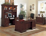 Rue De Lyon Executive Office Desk