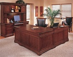 Rue De Lyon Executive L Office Desk