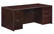 DMI Fairplex 7004-36 EXECUTIVE DESK