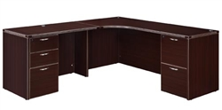 DMI Fairplex 7004-51 LEFT CORNER DESK