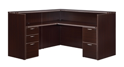 DMI Fairplex 7004-6667 RIGHT / LEFT RECEPTION DESK