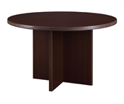 "DMI Fairplex 7004-721 47"" ROUND CONFERENCE TABLE"