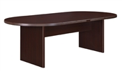 DMI Fairplex 7004-723 8' RACETRACK CONFERENCE TABLE
