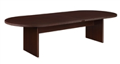 DMI Fairplex 7004-727 10' RACETRACK CONFERENCE TABLE