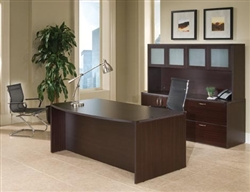 DMI Fairplex 7004-901G EXECUTIVE DESK / STORAGE SUITE