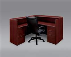 DMI Fairplex 7006-6667 RIGHT / LEFT RECEPTION DESK