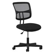 OFM Essentials Swivel Mesh Armless Task Chair ESS-3020
