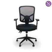 OFM 3-Paddle Ergonomic High-Back Mesh Task Chair ESS-3050