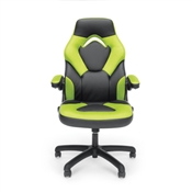 OFM Essentials Racing Style Leather Gaming Chair ESS-3085