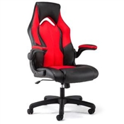 OFM Essentials Racing Style Leather Gaming Chair ESS-3086