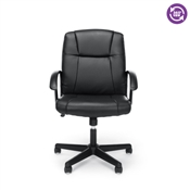 OFM Essentials Ergonomic Leather Executive Office Chair ESS-6000