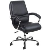 OFM EssentialsErgonomic High-Back Leather Executive Office Chair ESS-6070