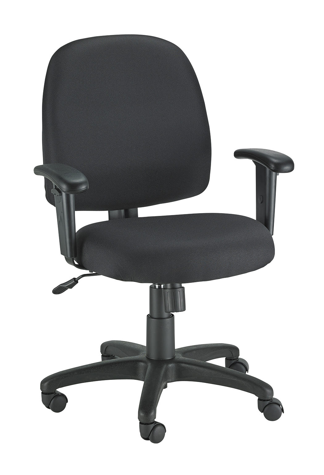 Eurotech Newport Fabric Task Chair - black