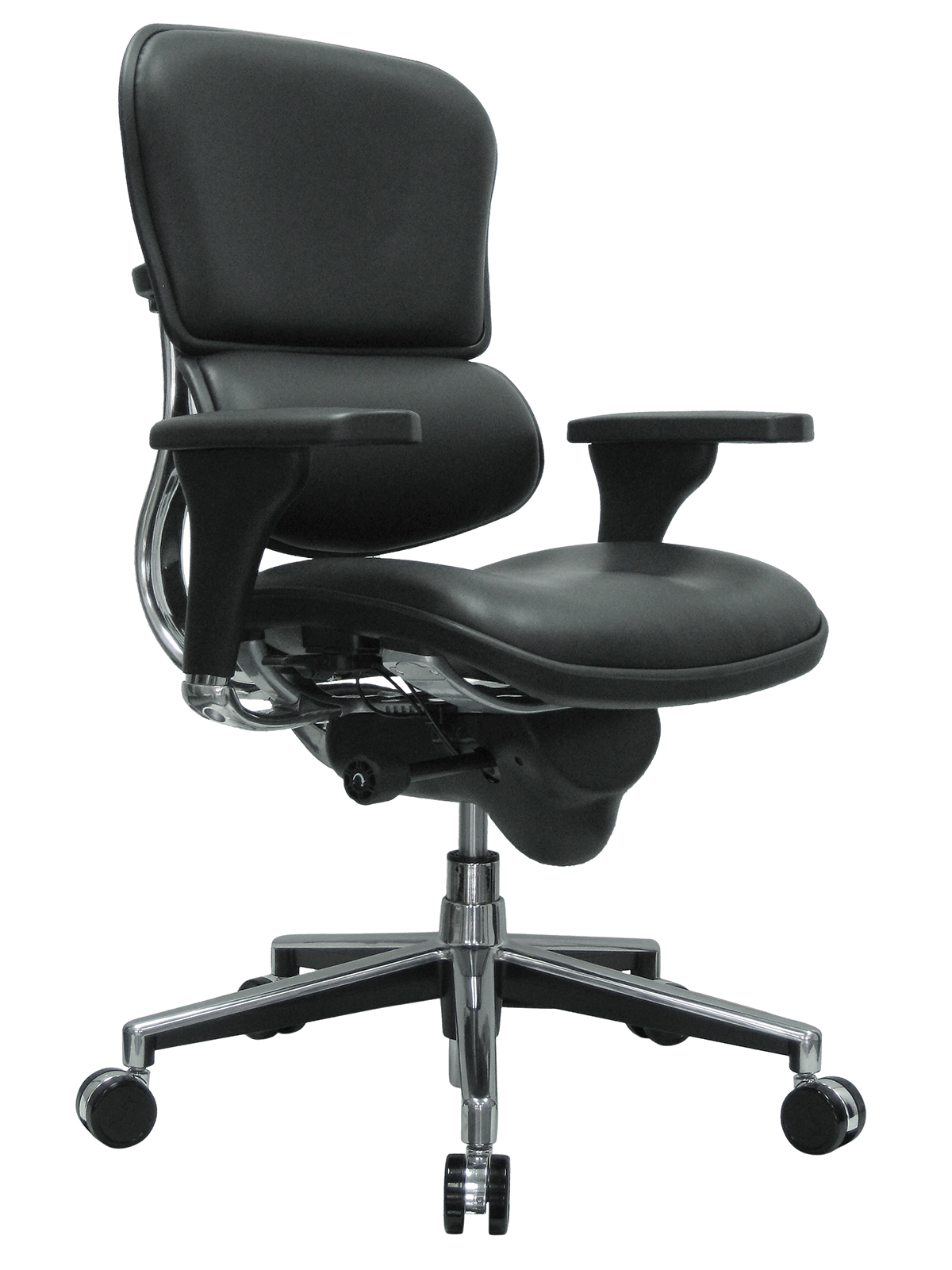 Eurotech Ergo Mid Back-Leather black