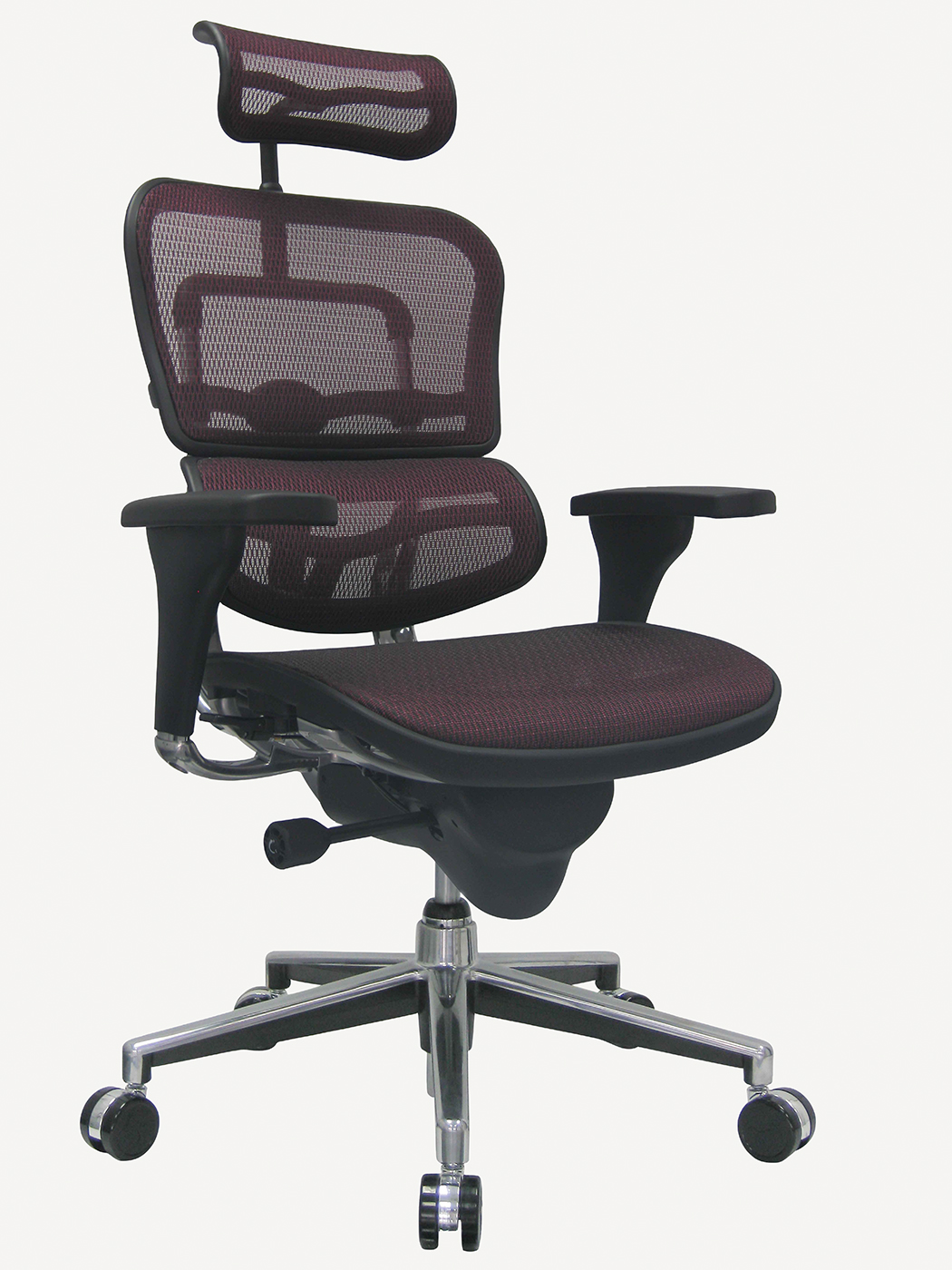 Eurotech Ergo High Back-Mesh Managers Chair Red