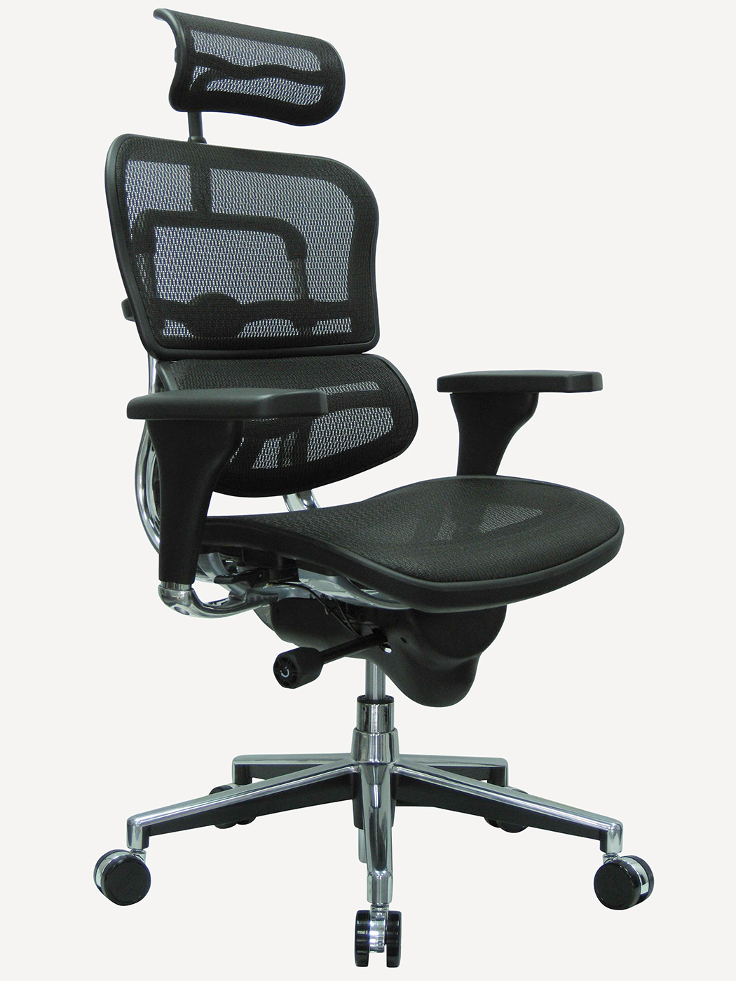 Eurotech Ergo High Back-Mesh Managers Chair Black