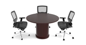 "Cherryman Emerald 48""R Conference Table"