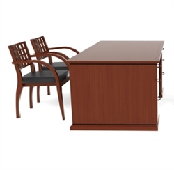 Cherryman Emerald Executive Desk
