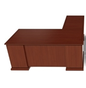 Cherryman Emerald L Shaped Desk