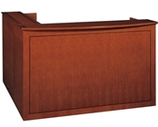 Cherryman Emerald L Shaped Reception Desk