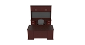 Cherryman Emerald Executive Desk Set