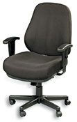 Eurotech 24/7 Fabric Office Chair
