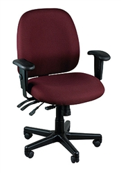 Eurotech 4x4 49802A Fabric Office Chair