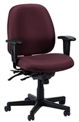 4x4 498SL Fabric Office Chair