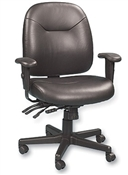 Eurotech 4X4LE-LM59802A Leather Chair