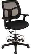 Apollo DFT 9800 Drafting Stool