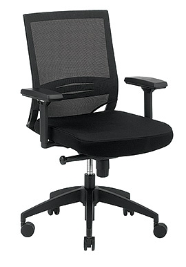 Kari Mesh Office Chair  sc 1 st  Office Furniture Outlet & Eurotech Kari MT6500 Discount Office Chair by Raynor.