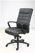 Eurotech Manchester Leather Office Chair by Raynor