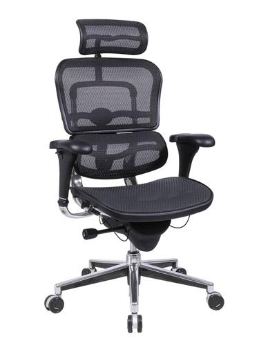 me7erg mesh eurotech ergo mesh ergonomic chair w headrest eurotech