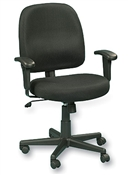Newport Fabric Office Chair